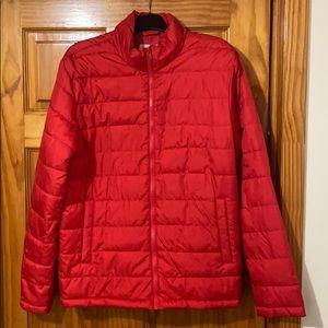 Men's Light Puffer Jacket